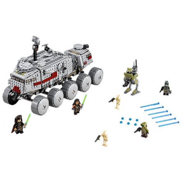 Lego - Star Wars - Clone Turbo Tank